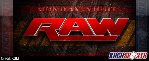 Video: WWE Raw coverage – 05/12/14 – (Sheamus O'Shaunessy vs. Ryback)