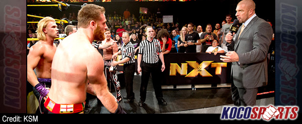 WWE NXT results – 05/08/14 – (Championship Contender's Battle Royal ends in controversy!)