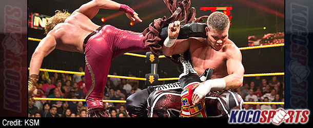 WWE NXT results – 05/15/14 – (Kidd wins number 1 contender spot; Flair advances in title tourney)