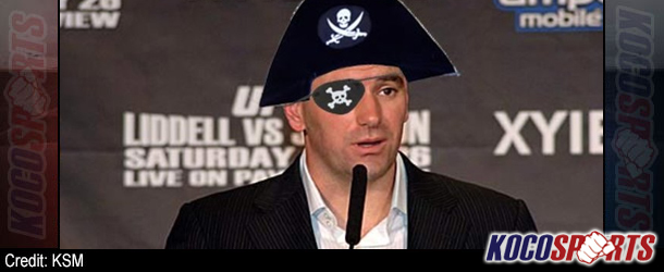 UFC files $32 Million lawsuit against a fan who shared their content on PirateBay