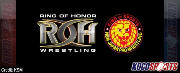 "Video: ROH NJPW ""War of the Worlds"" – 05/17/15 – (Full Show)"