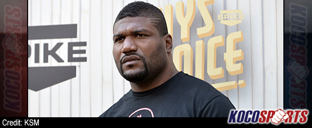 "Video: Quinton ""Rampage"" Jackson says Bellator scammed him over on knee surgery"