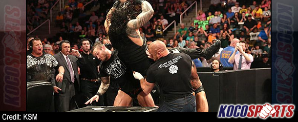 WWE Monday Night Raw results & footage – 05/26/14 – (Bryan defies Authority; Wyatt unleashes evil; Shield seals the deal)