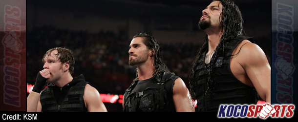 Video: WWE Raw coverage – 05/12/14 – (The Shield takes the hunt to Evolution!)