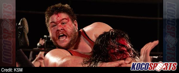 WWE bound Kevin Steen bids farewell to Ring of Honor wrestling