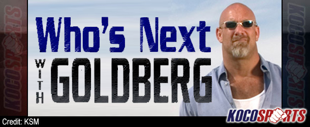 Audio: Who's Next with Bill Goldberg – Ep.11 – 08/02/14 – (Herschel Walker & Wrestling Questions)