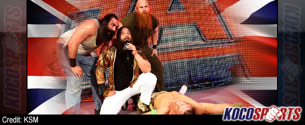 "WWE Monday Night Raw Results & footage – 05/18/14 – (Wyatt seizes control; Bryan's fate decided; RVD gets ""Bad News"" in the UK)"