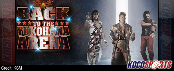 "Video: NJPW ""Back to the Yokohama Arena"" – 05/25/14 – (Full Show)"