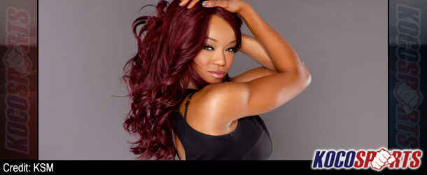 Alicia Fox tells Stephanie McMahon she is quitting WWE during Raw segment on the WWE App