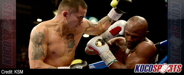 Worst-kept secret in boxing made official; it's Mayweather vs. Maidana II on Sept. 13