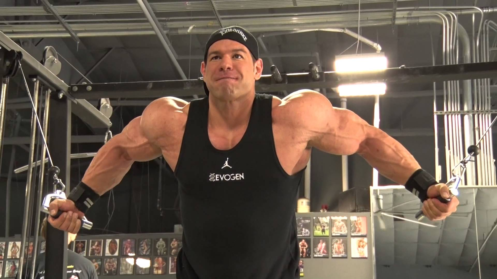 Steve Kuclo – Coming Soon to Musculardevelopment!