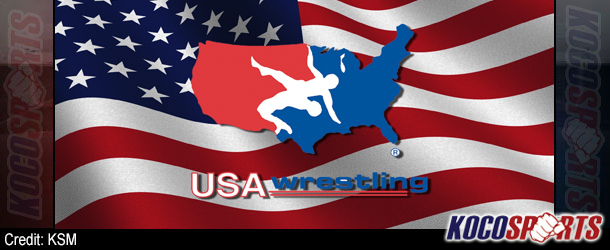 Video: Freestyle University Nationals coverage – 07/14/14 – (125 KG Cam Cyphert vs. Jake Cochrane)
