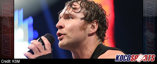 """Video: WWE's """"30 Second Fury"""" takes a look at the """"Lunatic Fringe"""" Dean Ambrose"""
