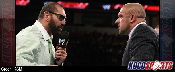 Video: WWE Raw coverage – 06/02/14 – (Dave Batista quits WWE!)