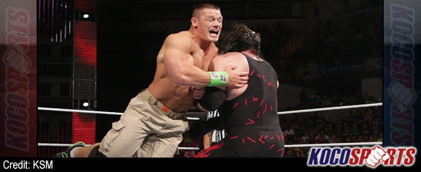 John Cena to miss several WWE Live Events to work on movies and other outside projects