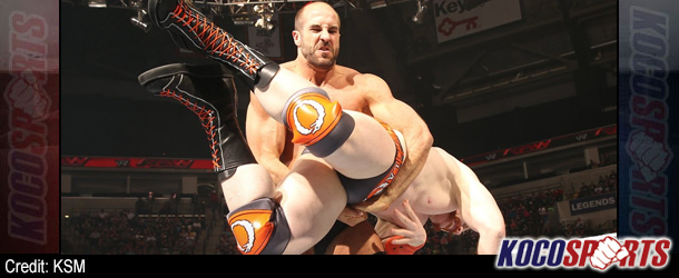 Video: Antonio Cesaro discusses the outcome of the WWE Battleground Battle Royal