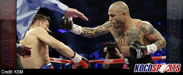 Miguel Cotto stops Sergio Martinez in WBC middleweight title fight