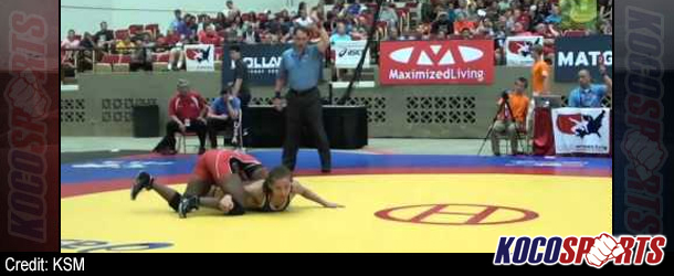 Video: Erin Golston vs. Breonnah Neal at 48 KG – (World Team Trials 2014 in Madison, Wisconsin)