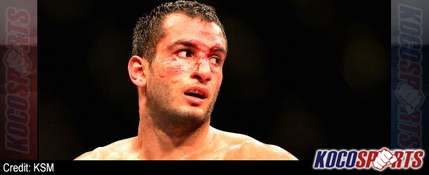 Gegard Mousasi blasts the UFC after finding out about UFC 176 cancellation via social media