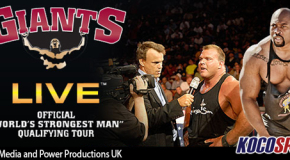 "Video: Giants Live – ""Poland's Strongest Man"" – 07/26/14 – (Full Show)"