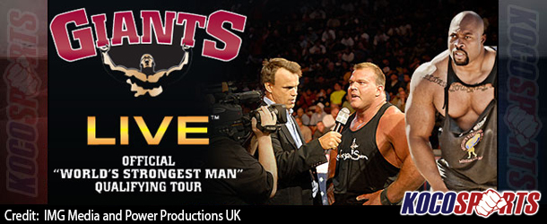 "Video: Giants Live – ""World's Strongest Viking"" – 06/30/14 – (Full Show)"