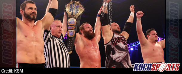 Audio: Koco's Corner – 06/05/14 – (TNA Impact Review; Joe speaks out; First Blood Main Event; Dixie declares War!)