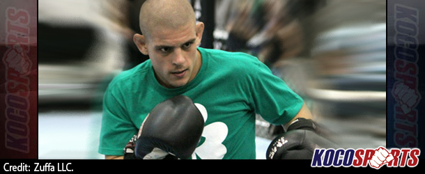 "Support Joe Lauzon's fundraiser to ""Kick Cancer's Ass""; UFC star's son born with cancer"