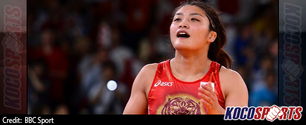 Video: Athlete Role Model Q&A – Japan's Kaori Icho – 3-time Olympic wrestling gold medalist!