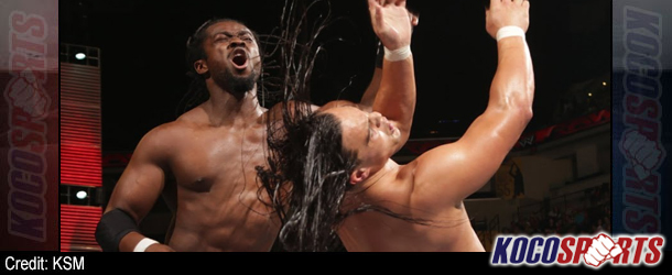 Video: WWE Raw coverage – 06/02/14 – (Kofi Kingston vs. Bo Dallas)