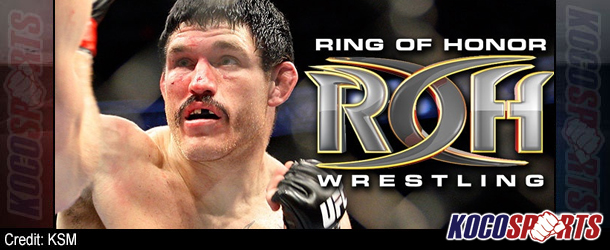 UFC gives permission for Tom Lawlor to sign contract with ROH Wrestling