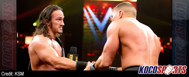 WWE NXT results & footage – 06/05/14 – (Tyson Kidd challenges Adrian Neville; Tyler Breeze premieres music video)