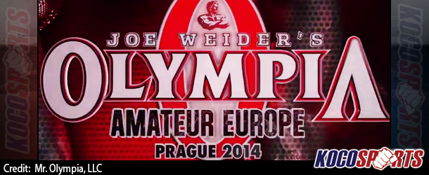 Video: Coverage of the IFBB Olympia Amateur Europe 2014 – (Bodybuilding; Bikini; Physique; Guests & More!)