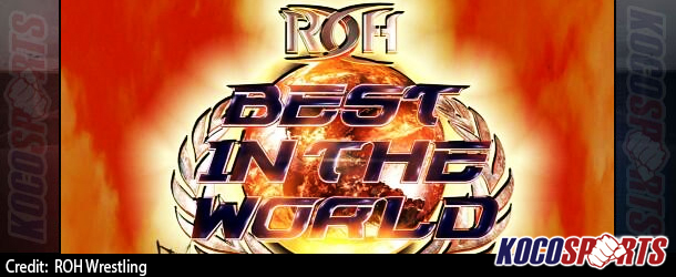 Video: ROH Best in the World – 06/22/14 – (Full Show)