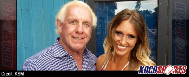 Ric Flair's daughter, Charlotte thanks fans for their support and comments on his current condition