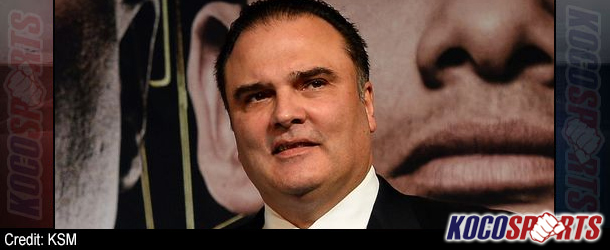 CEO Richard Schaefer leaves Oscar De La Hoya's Golden Boy in shakeup