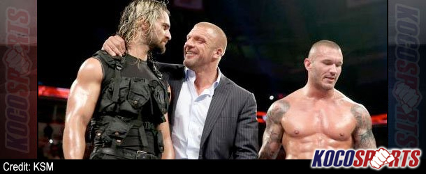 Video: WWE COO Triple H discusses Seth Rollins' betrayal of his Shield cohorts on Raw
