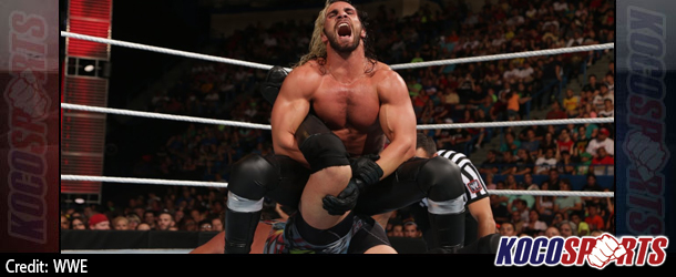 Video: WWE Raw coverage – 06/30/14 – (Rob Van Dam vs. Seth Rollins)