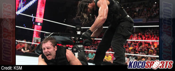 Video: WWE Raw coverage – 06/02/14 – (The Shield implodes)