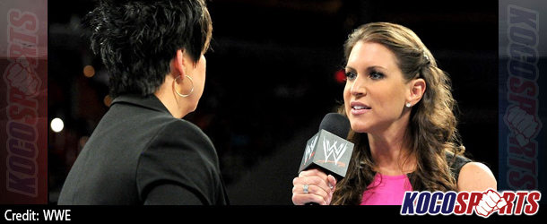 Video: WWE Raw coverage – 06/23/14 – (Stephanie McMahon gives Vickie Guerrero an ultimatum)