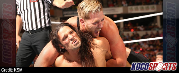 Video: WWE Raw coverage – 06/02/14 – (Adam Rose vs. Jack Swagger)