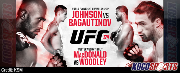 UFC 174 results – 06/14/14 – (Johnson prevails once more and wins a unanimous decision)