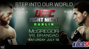 Video: UFC Fight Night 46 – 07/19/14 – (Full Show)
