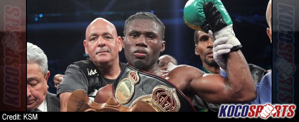 Nicholas Walters smashes Vic Darchinyan in five to retain WBA title