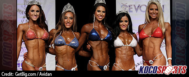 Preview for this weekend's IFBB Patriots Pro Bikini show in Las Vegas, Nevada