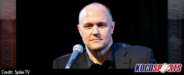 Bellator announces departure of executives Bjorn Rebney and Tim Danaher