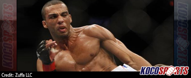 Edson Barboza cracks the top 10 in the official UFC rankings