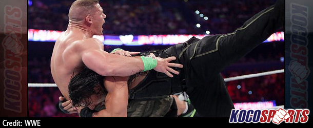 WWE Battleground results – 07/20/14 – (Cena survives Fatal 4-way; Miz claims the IC title!)