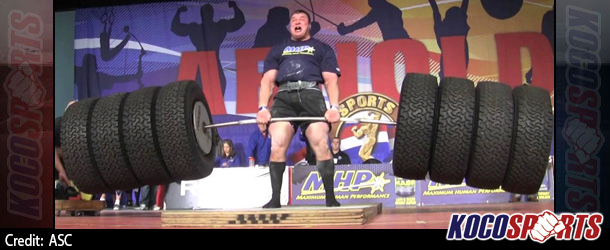 Video: A closer look at the competitors training for next month's World Deadlift Championships