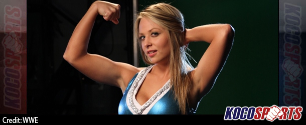 """WWE release Emma Dashwood following her arrest over the """"theft"""" of an iPod cover at walmart"""