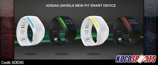 Adidas miCoach unveils Fit Smart, the latest product in its wearable ecosystem